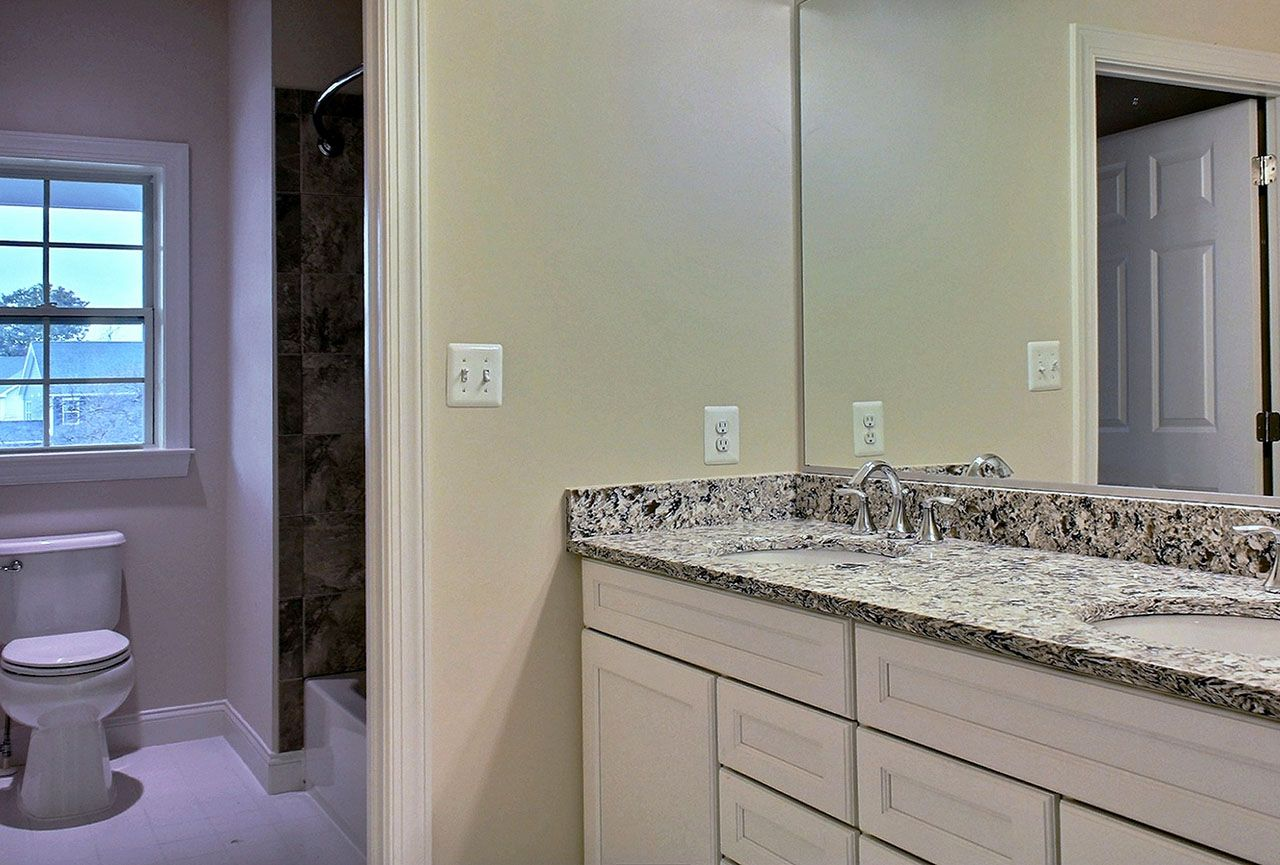 Bathroom featured in the East Port Legacy By Covell Communities in Eastern Shore, MD