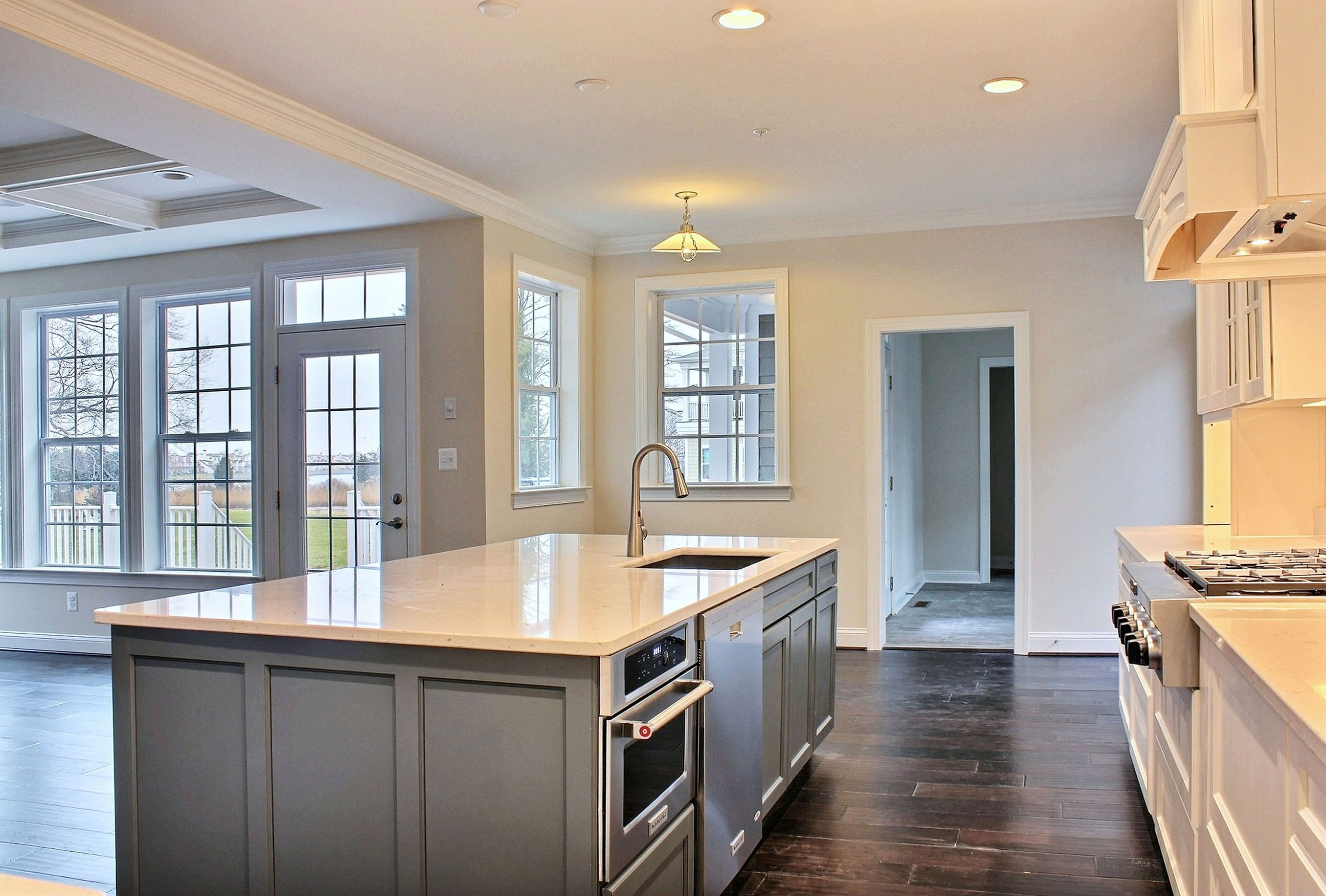 Kitchen featured in the East Port Legacy By Covell Communities in Eastern Shore, MD