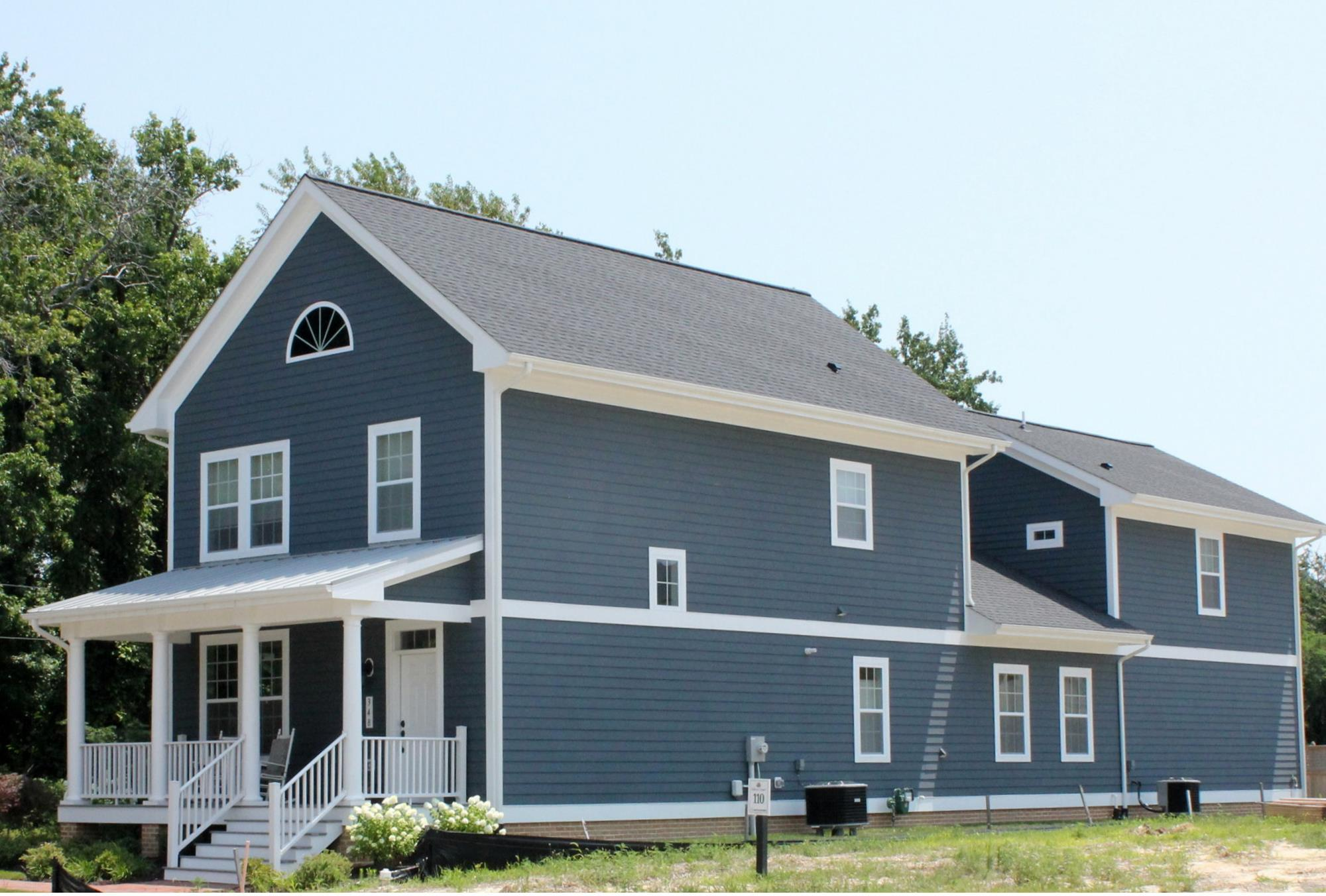 Exterior featured in the Chatham Executive By Covell Communities in Eastern Shore, MD