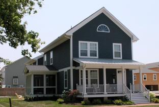 Chatham Executive - Easton Village: Easton, Maryland - Covell Communities