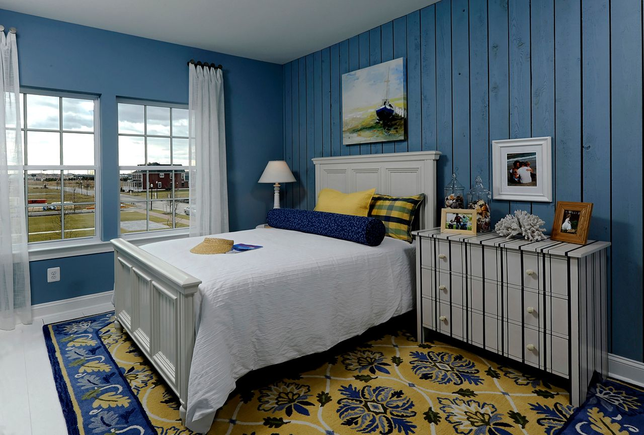 Bedroom featured in the Chatham Executive By Covell Communities in Eastern Shore, MD