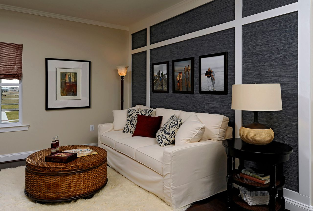 Living Area featured in the Chatham Executive By Covell Communities in Eastern Shore, MD