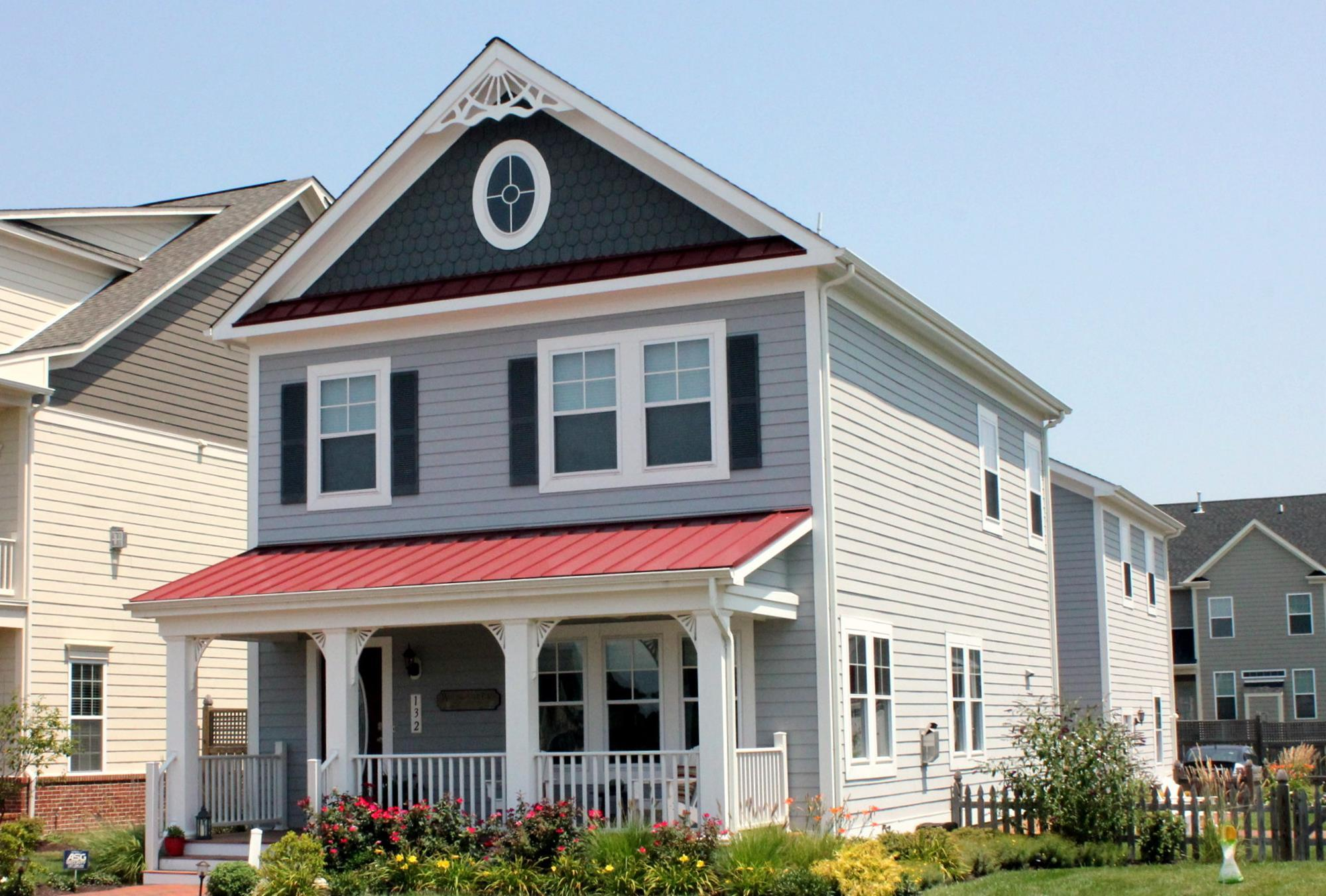 Exterior featured in the Chatham Legacy By Covell Communities in Eastern Shore, MD