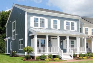 East Port Classic - Covell Signature Homes: Chester, Maryland - Covell Communities