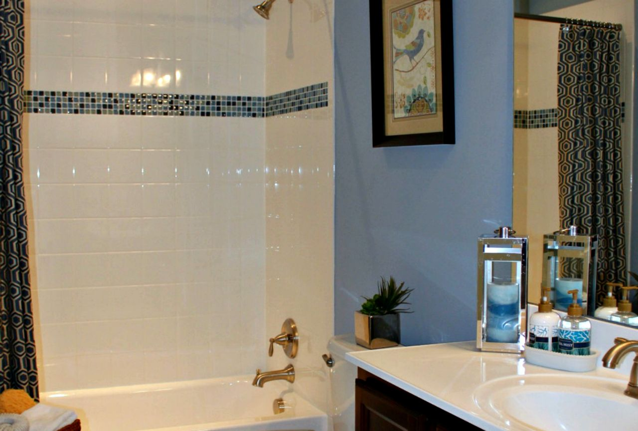 Bathroom featured in the Chatham Legacy Villa By Covell Communities in Eastern Shore, MD