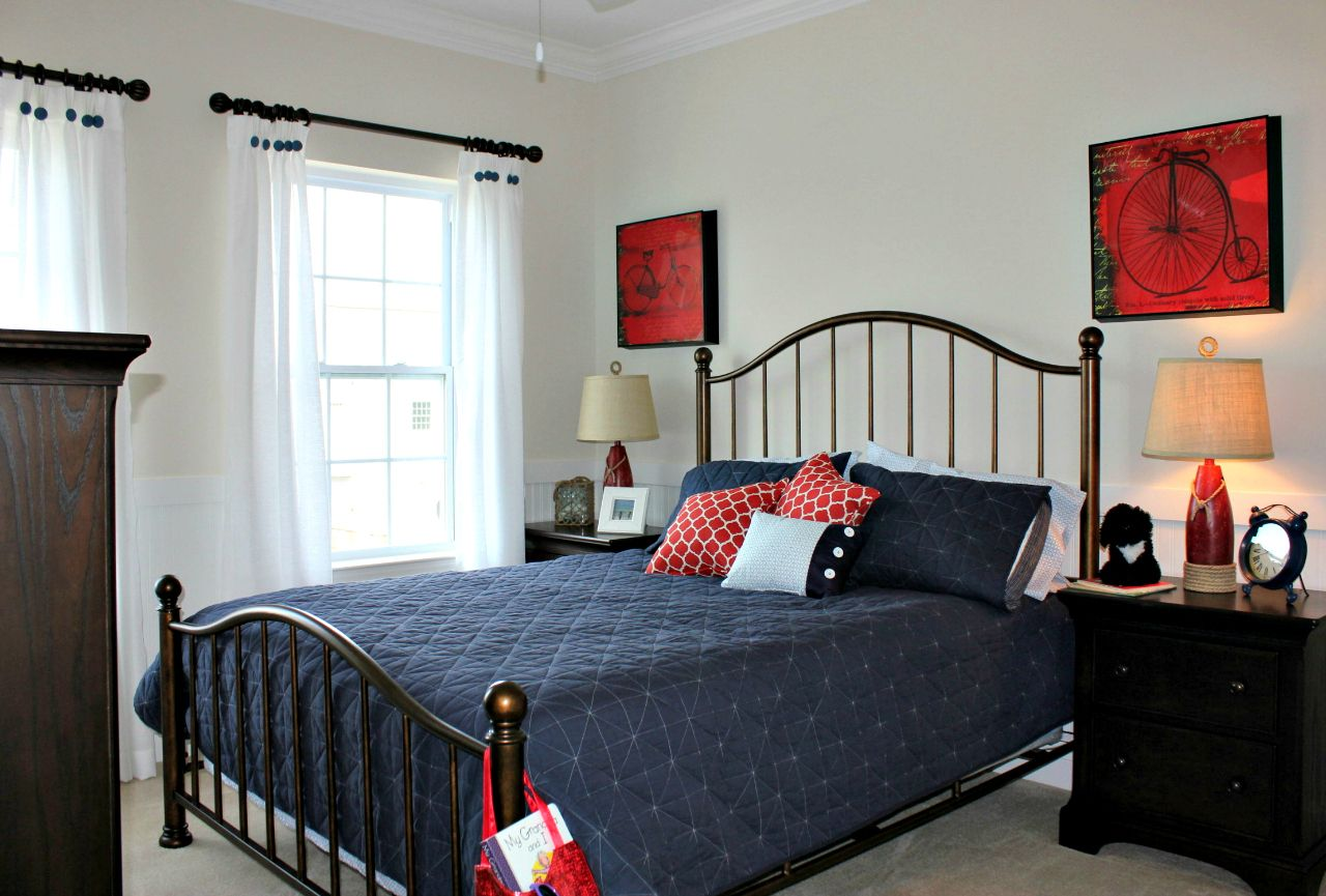 Bedroom featured in the Chatham Legacy Villa By Covell Communities in Eastern Shore, MD