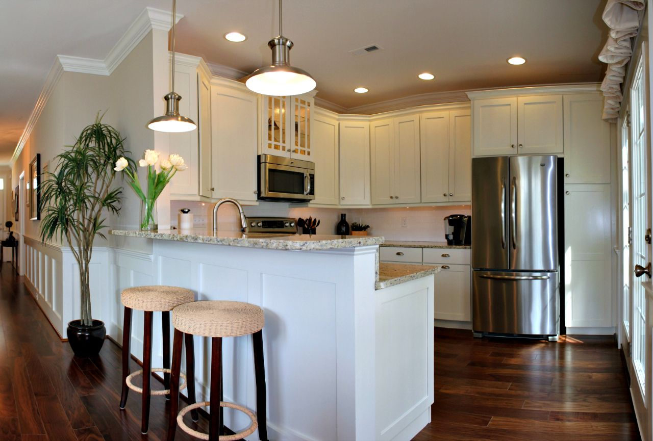 Kitchen featured in the Chatham Legacy Villa By Covell Communities in Eastern Shore, MD