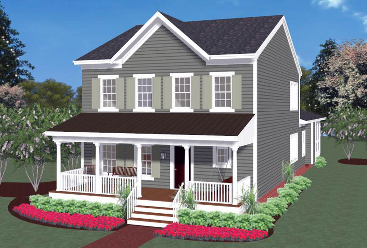 Exterior featured in the Oxford Legacy By Covell Communities in Eastern Shore, MD