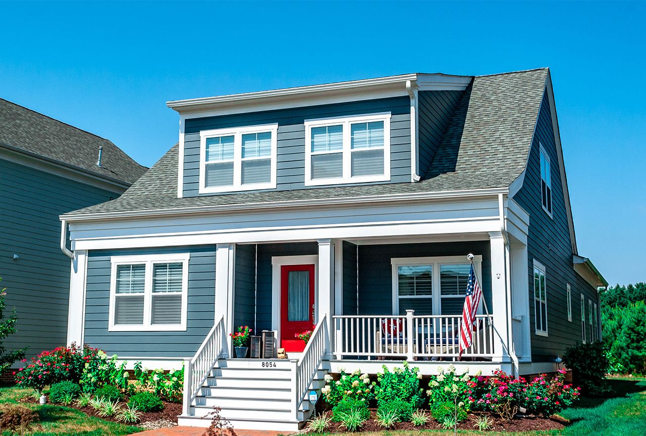 Exterior featured in the Monterey Legacy By Covell Communities in Eastern Shore, MD