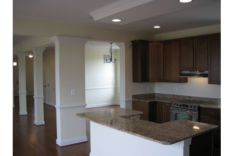 Kitchen-in-Port Royal Executive-at-Easton Village-in-Easton