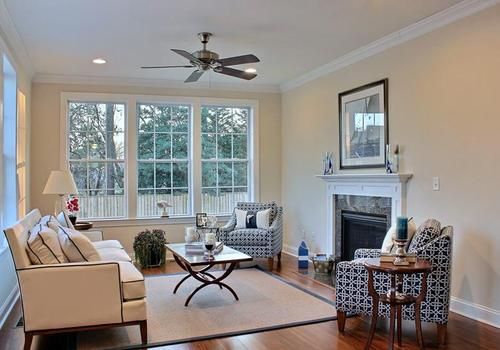 Greatroom-in-Chatham Executive Villa-at-Chester River Landing-in-Chestertown