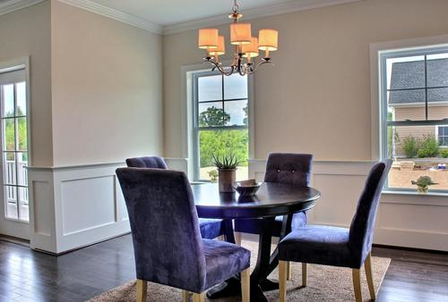 Breakfast-Room-in-Chatham Classic-at-Covell Signature Homes-in-Chester