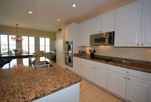 Kitchen-in-Alexandria Classic-at-Chester River Landing-in-Chestertown