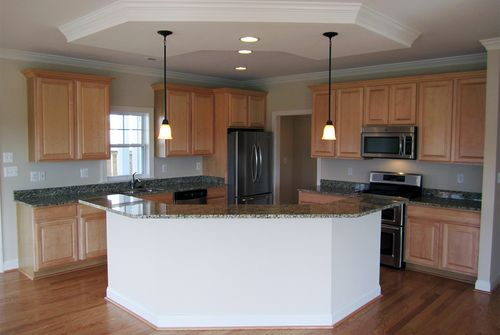Kitchen-in-Kitty Hawk Classic-at-Covell Signature Homes-in-Chester