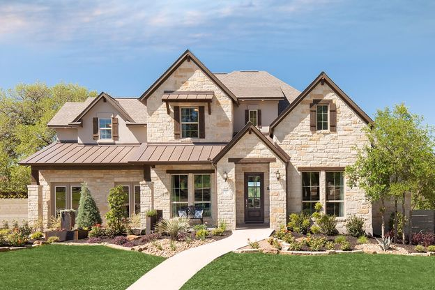 Front Elevation - Design 3563