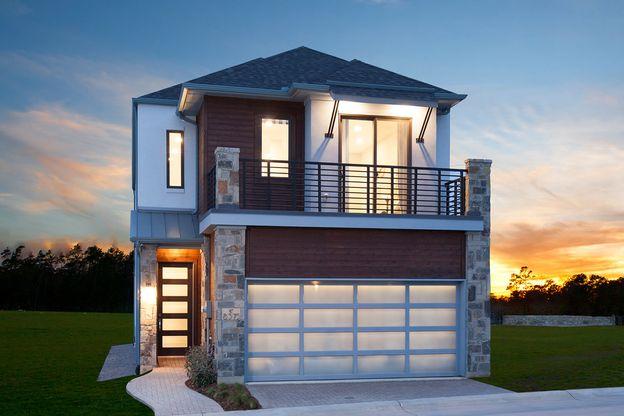Elevation- Design 2052