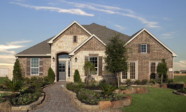 Hidden lakes league city texas for Coventry home builders