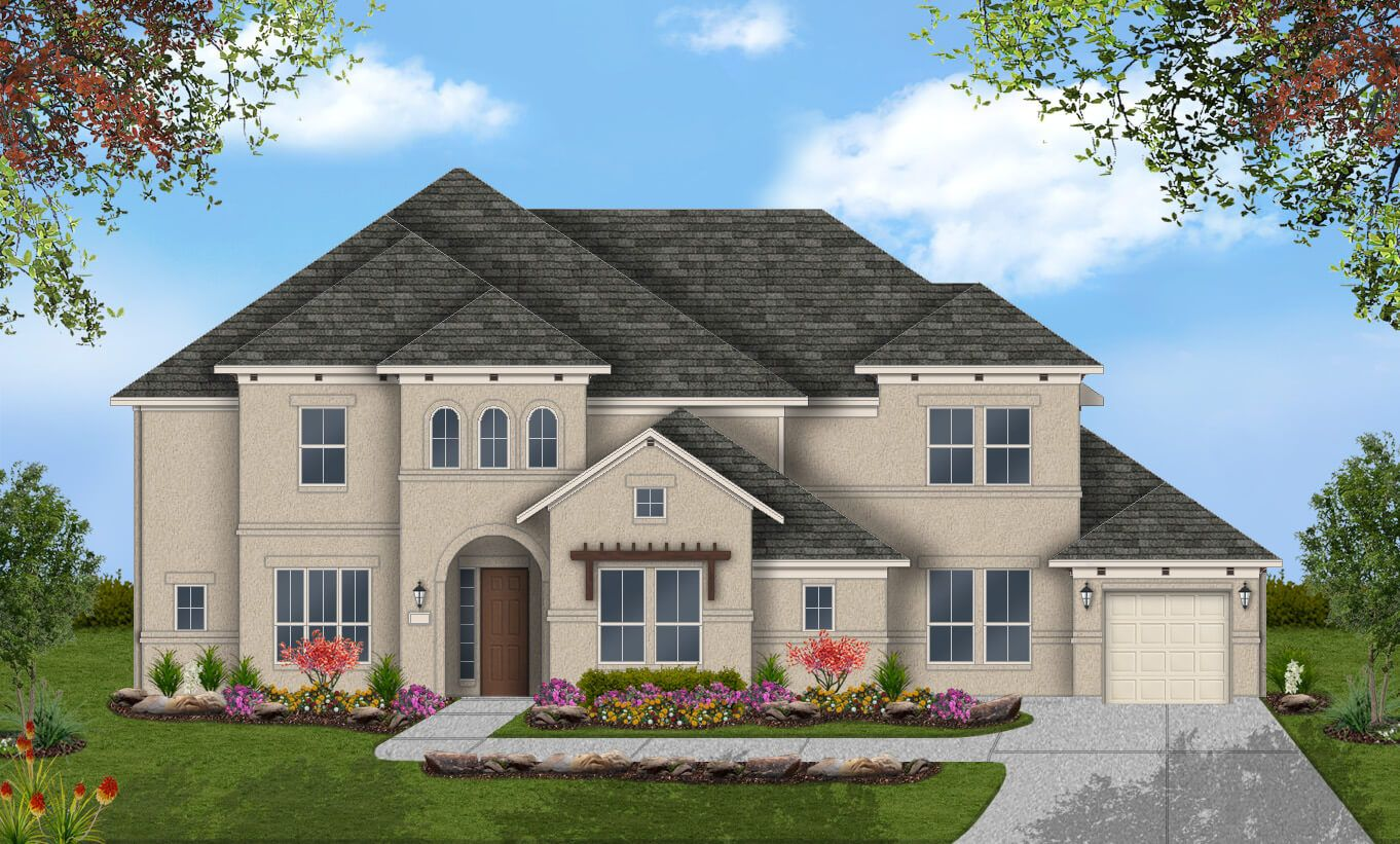 Design 8321   Towne Lake 80u0027: Cypress, Texas   Coventry Homes