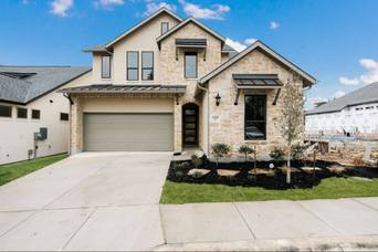 Carmen Heights In San Antonio Tx New Homes By Coventry