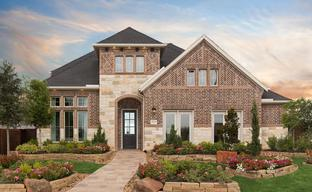 Cane Island 55' Homesites by Coventry Homes in Houston Texas