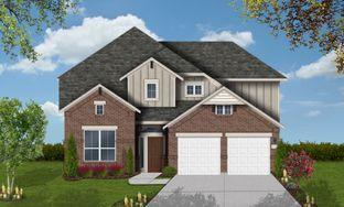 Inwood II - 6 Creeks 55': Kyle, Texas - Coventry Homes