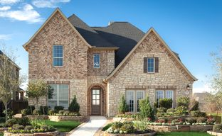 Harvest Green 55' by Coventry Homes in Houston Texas