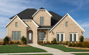 Edgestone at Legacy by Coventry Homes in Dallas Texas