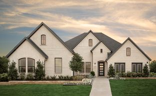 Waterbrook by Coventry Homes in Dallas Texas