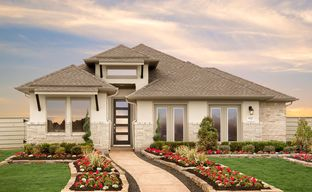 Pomona 50' by Coventry Homes in Houston Texas
