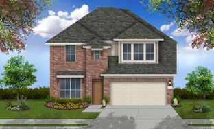 Beaumont - Stillwater Ranch 45': San Antonio, Texas - Coventry Homes
