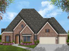 Bentsen - Towne Lake 80': Cypress, Texas - Coventry Homes