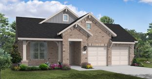 Burkburnett - Wolf Ranch South Fork 51': Georgetown, Texas - Coventry Homes