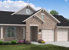 Burkburnett - Esperanza 50': Boerne, Texas - Coventry Homes