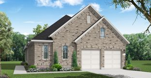 Boerne - Wolf Ranch 46' Patio Homes: Georgetown, Texas - Coventry Homes