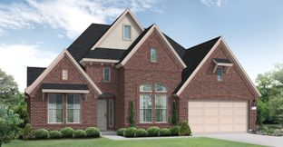 Lindsay - The Meadows at Imperial Oaks 60': Conroe, Texas - Coventry Homes