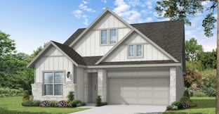 Alamo Heights - Wolf Ranch 46' Patio Homes: Georgetown, Texas - Coventry Homes