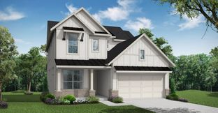 Clyde - Wolf Ranch 46' Patio Homes: Georgetown, Texas - Coventry Homes