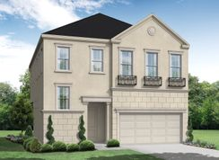 Bordeaux - Somerset Green: Houston, Texas - Coventry Homes