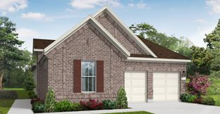 Adrian - Wolf Ranch 46' Patio Homes: Georgetown, Texas - Coventry Homes