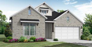 Asherton - Santa Rita Ranch South 50': Liberty Hill, Texas - Coventry Homes