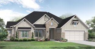 Hamilton - Lakeside at Lake Georgetown: Georgetown, Texas - Coventry Homes