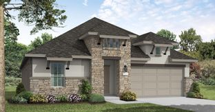 Denison - Wolf Ranch Hilltop 51': Georgetown, Texas - Coventry Homes