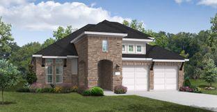 Burkburnett II - La Cima 50': San Marcos, Texas - Coventry Homes