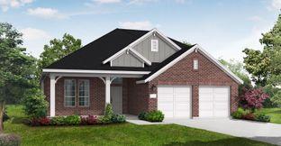 Burkburnett II - Santa Rita Ranch South 50': Liberty Hill, Texas - Coventry Homes