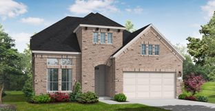 Dumont - Wolf Ranch Hilltop 51': Georgetown, Texas - Coventry Homes