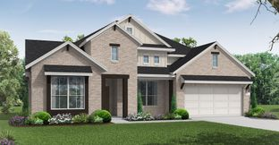 Josephine - Lakeside at Lake Georgetown: Georgetown, Texas - Coventry Homes