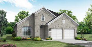Kilgore - Seventeen Lakes 50' Homesites: Roanoke, Texas - Coventry Homes