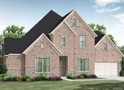 Anahuac - Firethorne West 70': Katy, Texas - Coventry Homes