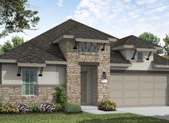 Denison - Esperanza 50': Boerne, Texas - Coventry Homes