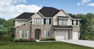 St. Charles II - Park/Lakeside at Blackhawk 70': Pflugerville, Texas - Coventry Homes